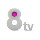 Logo de 8 TV (Cataluña)