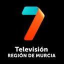 Logo de 7 TV Región de Murcia
