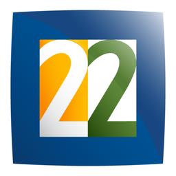 Logo de Canal 22