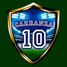 Logo de Carranza 10