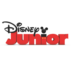Logo de Disney Junior
