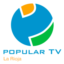 Logo de Popular TV La Rioja