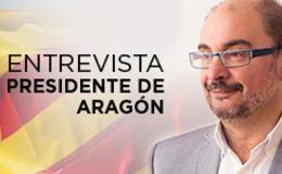 Imagen de Entrevista Presidente de Aragón en Aragón TV