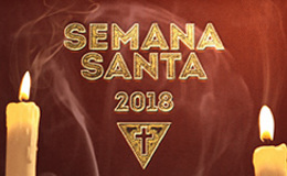 Imagen de SEMANA SANTA 2018 en Aragón TV