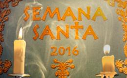 Imagen de Semana Santa 2016 en Aragón TV