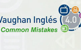 Imagen de Vaughan common mistakes en Aragón TV