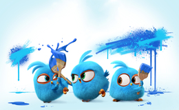 Imagen de Angry Birds Blues en Atresplayer