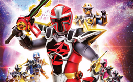 Imagen de Power Rangers Super Ninja Steel en Atresplayer