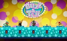 Imagen de Buzz and Tell en CBeebies