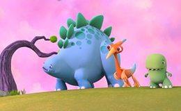 Imagen de Dinopaws en CBeebies