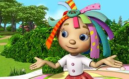 Imagen de Everything's Rosie en CBeebies