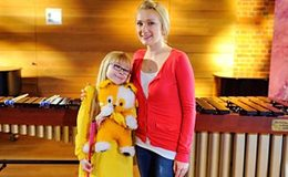Imagen de Melody and Friends en CBeebies