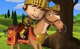 Imagen de Mike the Knight en CBeebies
