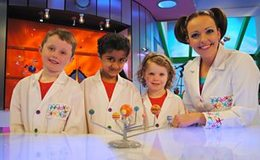 Imagen de Nina and the Neurons: Earth Explorers en CBeebies