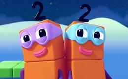 Imagen de Numberblocks en CBeebies