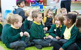 Imagen de Time for School en CBeebies