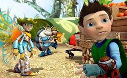 Imagen de Tree Fu Tom en CBeebies