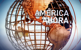 Imagen de América Ahora en CCTV Español