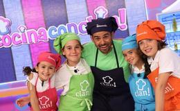 Imagen de Cocina con Clan en Clan TVE