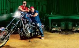 Imagen de iAmerican Chopper en Discovery Max