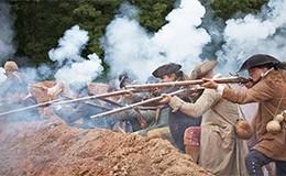 Imagen de La revolución americana en Discovery Max