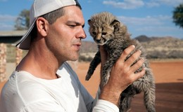 Imagen de Wild Frank en África en Discovery Max