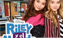 Imagen de Riley Y El Mundo en Disney Channel Replay