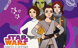 Imagen de Star Wars: Forces of Destiny en Disney Channel Replay
