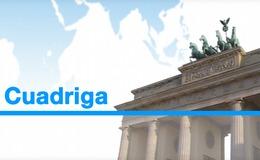 Imagen de Cuadriga en Deutsche Welle en Español