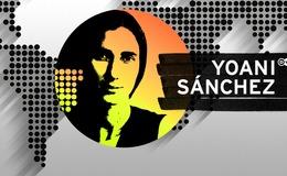 Imagen de Yoani Sanchez en Deutsche Welle en Español