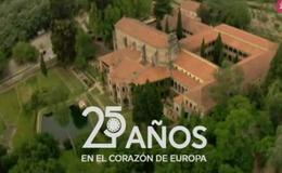 Imagen de 25 años en el corazón de Europa en Canal Extremadura