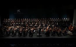 """Imagen de Concierto solidario de Navidad de la Orquesta de Extremadura en colaboración con la Obra Social """"la Caixa"""" en Canal Extremadura"""