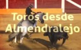 Imagen de Corrida de rejones desde Almendralejo en Canal Extremadura