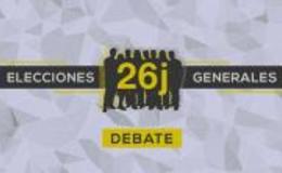 Imagen de Debate 26J Badajoz. Elecciones generales 2016 en Canal Extremadura