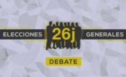 Imagen de Debate 26J Cáceres. Elecciones Generales 2016 en Canal Extremadura