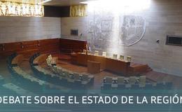 Imagen de DEBATE SOBRE EL ESTADO DE LA REGIÓN 2017 en Canal Extremadura