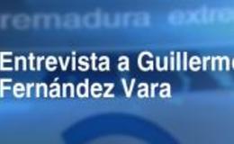 Imagen de Entrevista a Guillermo Fernández Vara en Canal Extremadura
