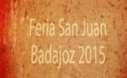Imagen de Feria de San Juan de Badajoz 2015 en Canal Extremadura