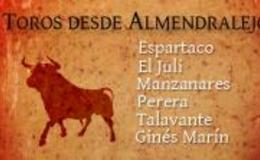 Imagen de Festival taurino en Almendralejo en Canal Extremadura