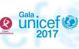 Imagen de Gala UNICEF 2017 en Canal Extremadura