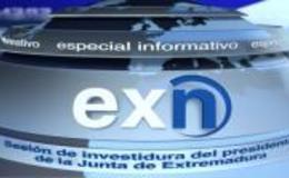 Imagen de Sesión de investidura del presidente de la Junta de Extremadura en Canal Extremadura