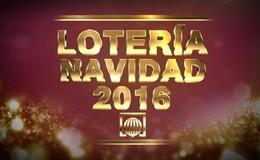 Imagen de Sorteo Extraordinario de la Lotería de Navidad 2016 en Canal Extremadura