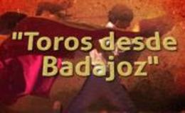 Imagen de Toros desde Badajoz en Canal Extremadura
