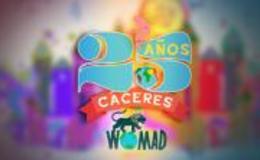 Imagen de Womad 25 años en Canal Extremadura