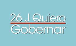 Imagen de 26J Quiero gobernar en Mitele
