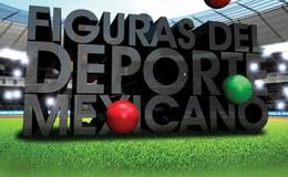 Imagen de Figuras del Deporte Mexicano en Canal Once