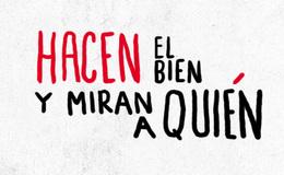 Imagen de Hacen El Bien y Miran A Quién en Canal Once