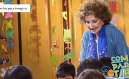 Imagen de Cuentos para imaginar con Norma Aleandro en Pakapaka