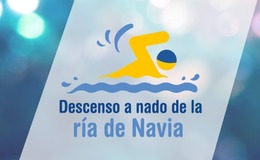 Imagen de DESCENSO A NADO DE LA RíA DE NAVIA en RTPA (Asturias)