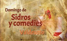 Imagen de DOMINGO DE SIDROS Y COMEDIES en RTPA (Asturias)